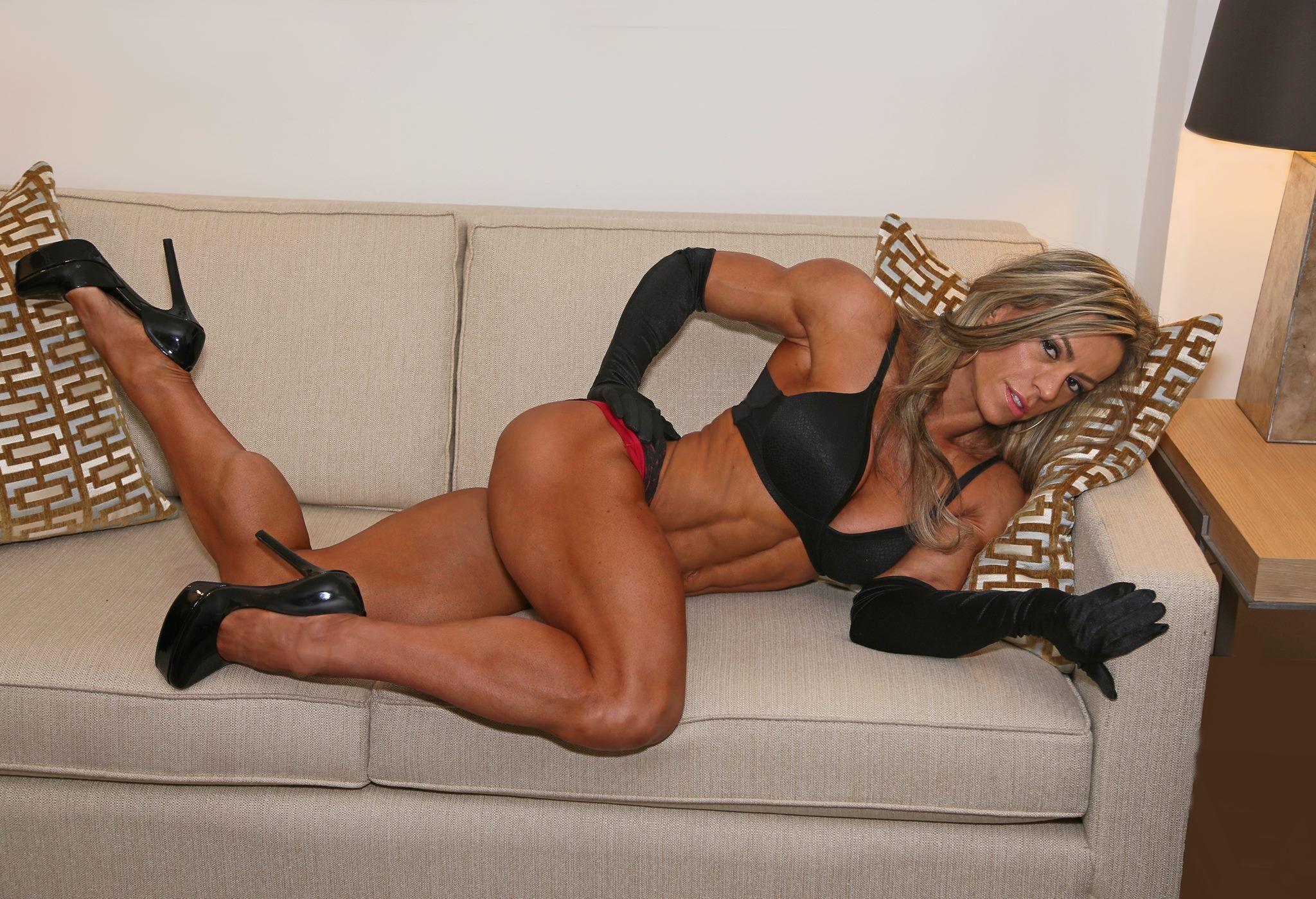Femdom Female Fitness Stars