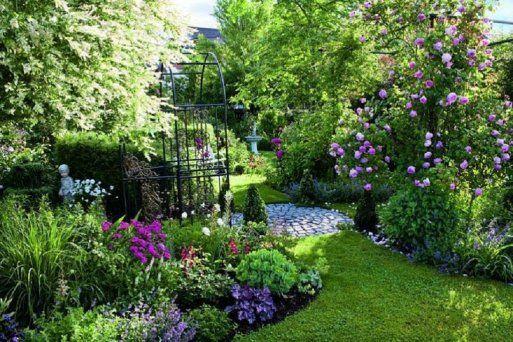 Imagenes De Jardines Que Te Haran Sonar Beautiful Gardens Cottage Garden Garden Design
