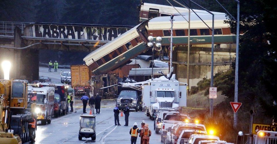 The fatal derailment in Washington is the latest reminder
