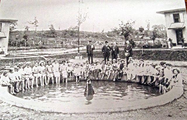 Abandoned Pennsylvania Concrete City Pool Nanticoke Abandoned