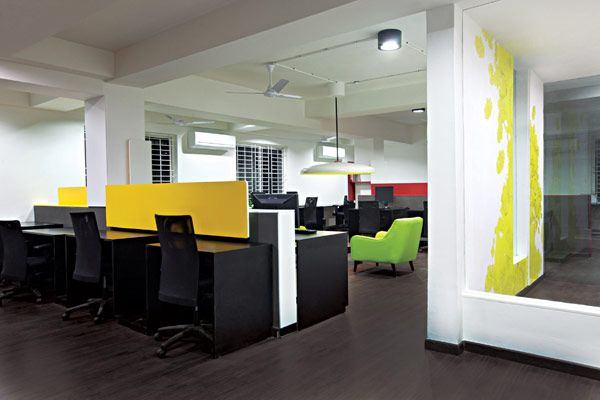 Modern Office Space 15 Advertising Agency Name Inspires Creative Design Concept WHITE CANVAS Offices
