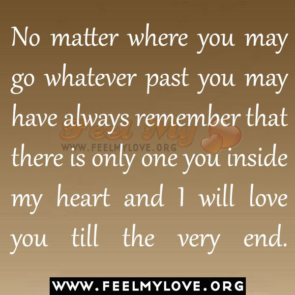 Be Encouraged No Matter Whats Going On Will Always Love You