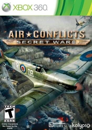 Air Conflicts | Secret Wars - XBox 360