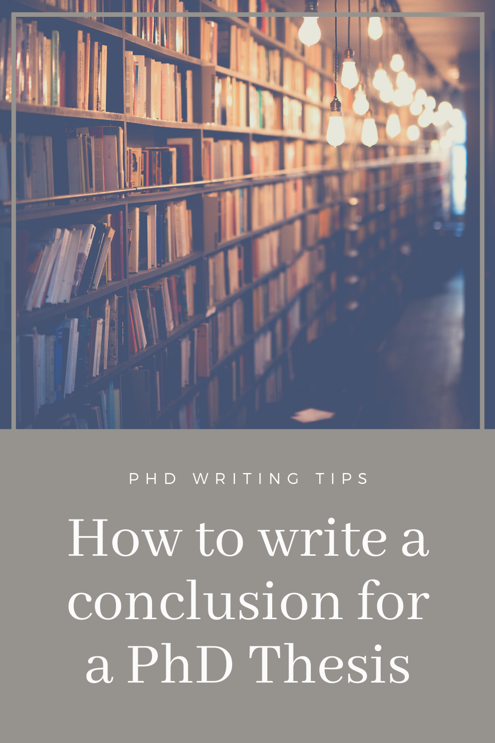 How To Write A Dissertation Conclusion For Your Phd Thesi Writing Guide Scientific