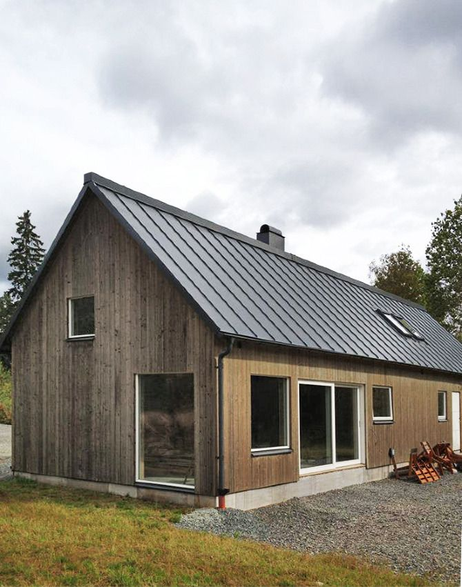 J rnvitriol s k p google fassaden pinterest for Modernes bauernhaus