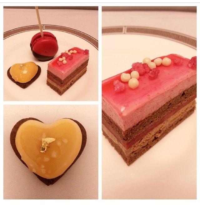 ValenTea—Valentine's Day afternoon tea at The Langham, Chicago.