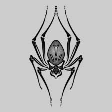 tribal spider tattoos - Google Search | tattoos | Skull ...