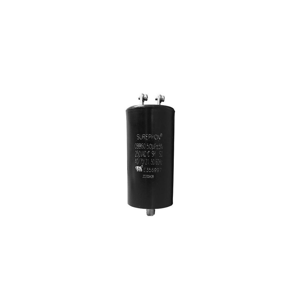 Replacement Run Capacitor For Husky Air Compressor E104273 The Home Depot In 2021 Compressor Capacitor Air Compressor