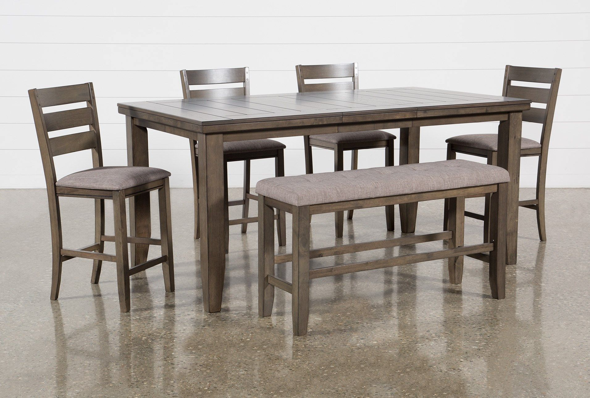 29++ Maple counter height dining set Top