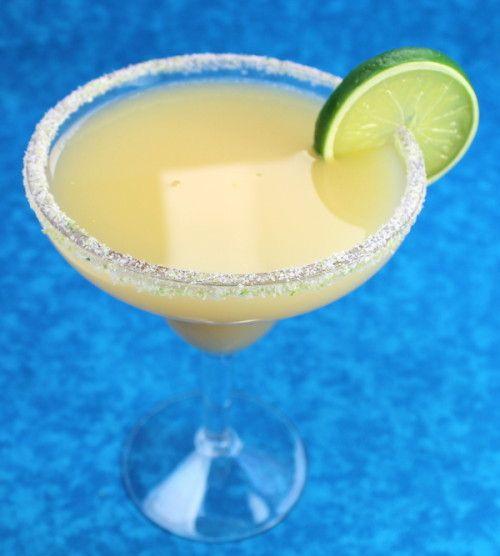 Top Shelf Margarita, Margarita