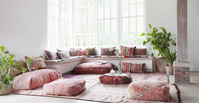 Living Space Floor Cushions Living Room Moroccan Floor Cushions Moroccan Floor Pillows