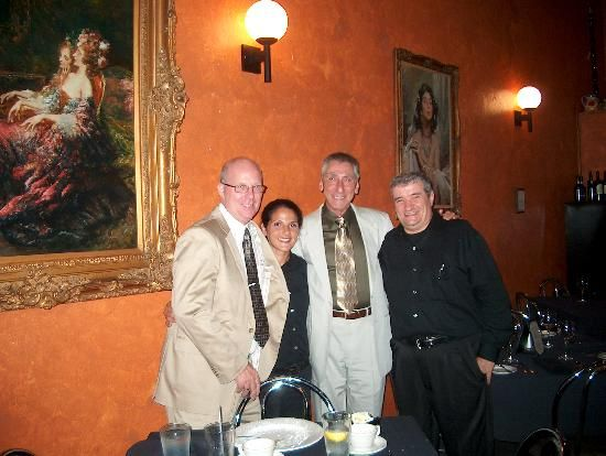 La Terrazza Best Italian In Tampa Say Hi To Maria And