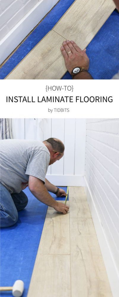 Choosing And Installing Laminate Flooring Diy For The Home