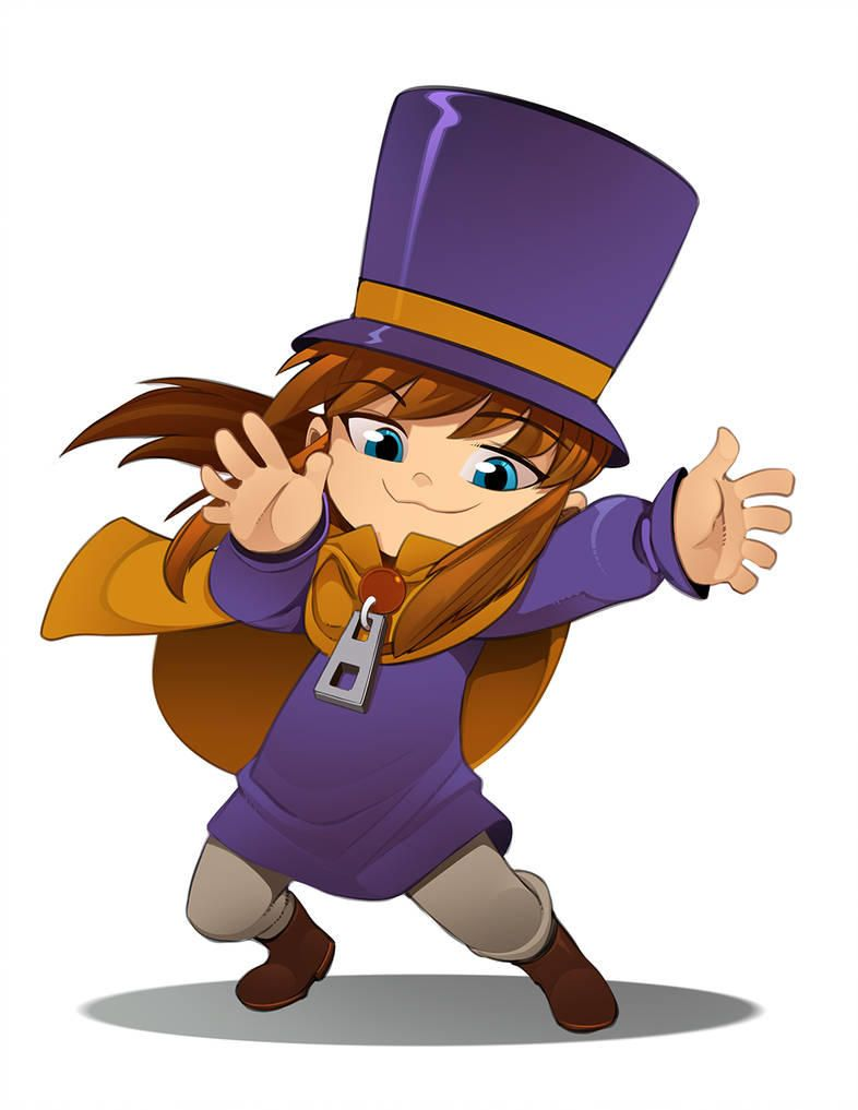 Smug A Hat In Time A Hat In Time Hat In Time Hat In Time Art