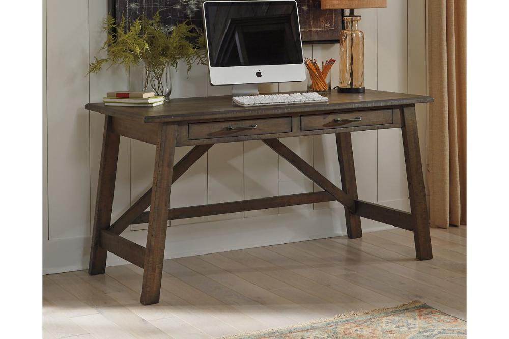 Johurst 60 Home Office Desk Home Office Furniture Desk Home Office Desks Cheap Office Furniture