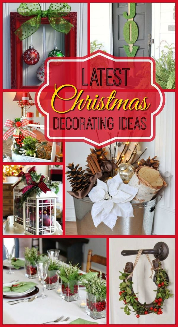 latest-christmas-decorating-ideasjpg 600×1,100 pixels Christmas