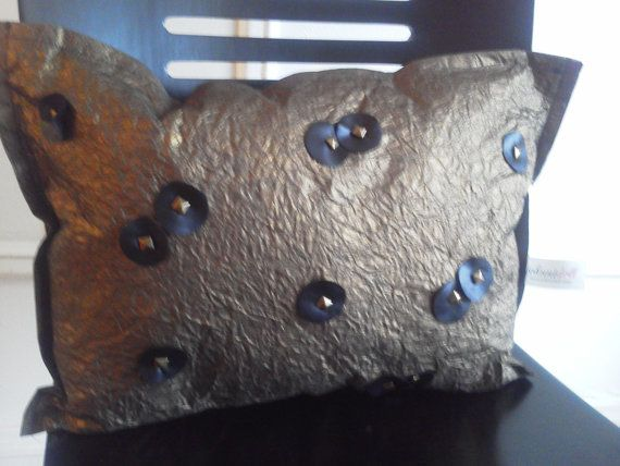 Luxury Pillow by JohnniDoll on Etsy, $50.00