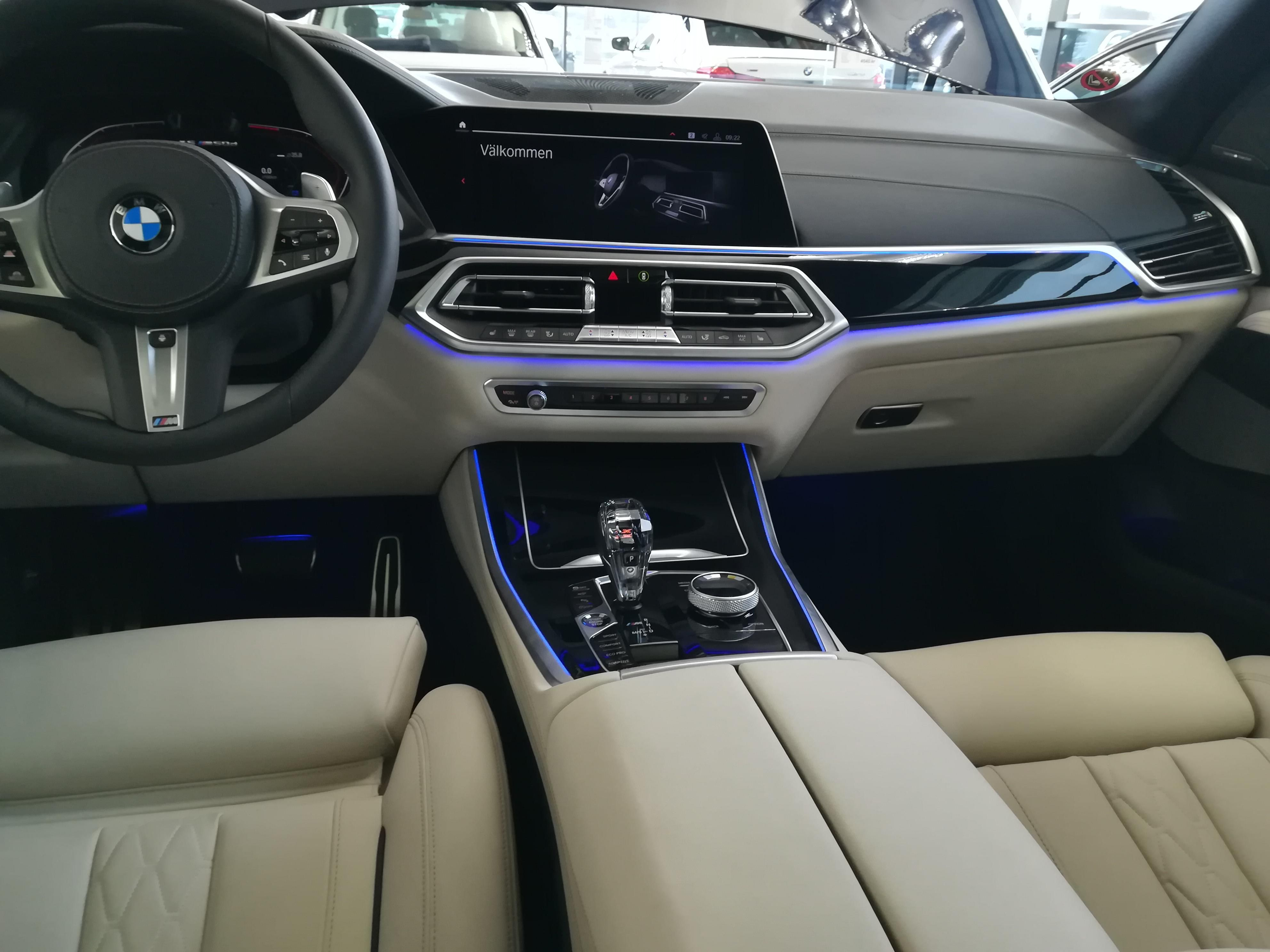 This Is My Favorite Bmw Interior 2019 Bmw X5 With All The Bells