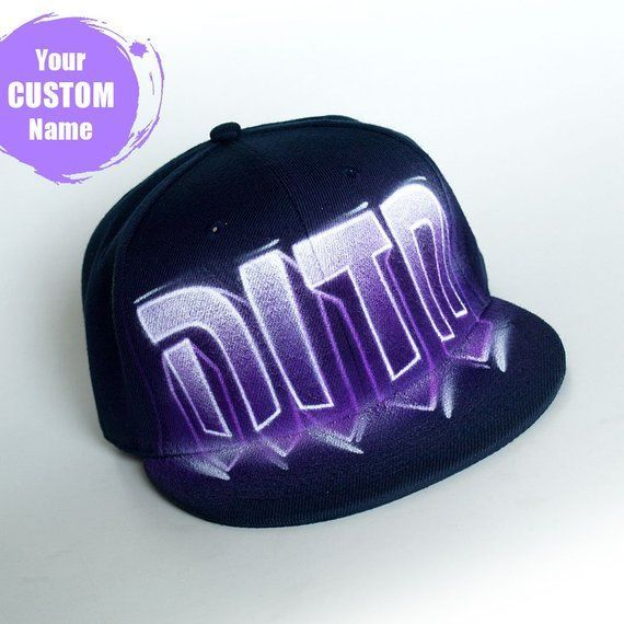 c1ac8c082c63b Custom name snapback hat
