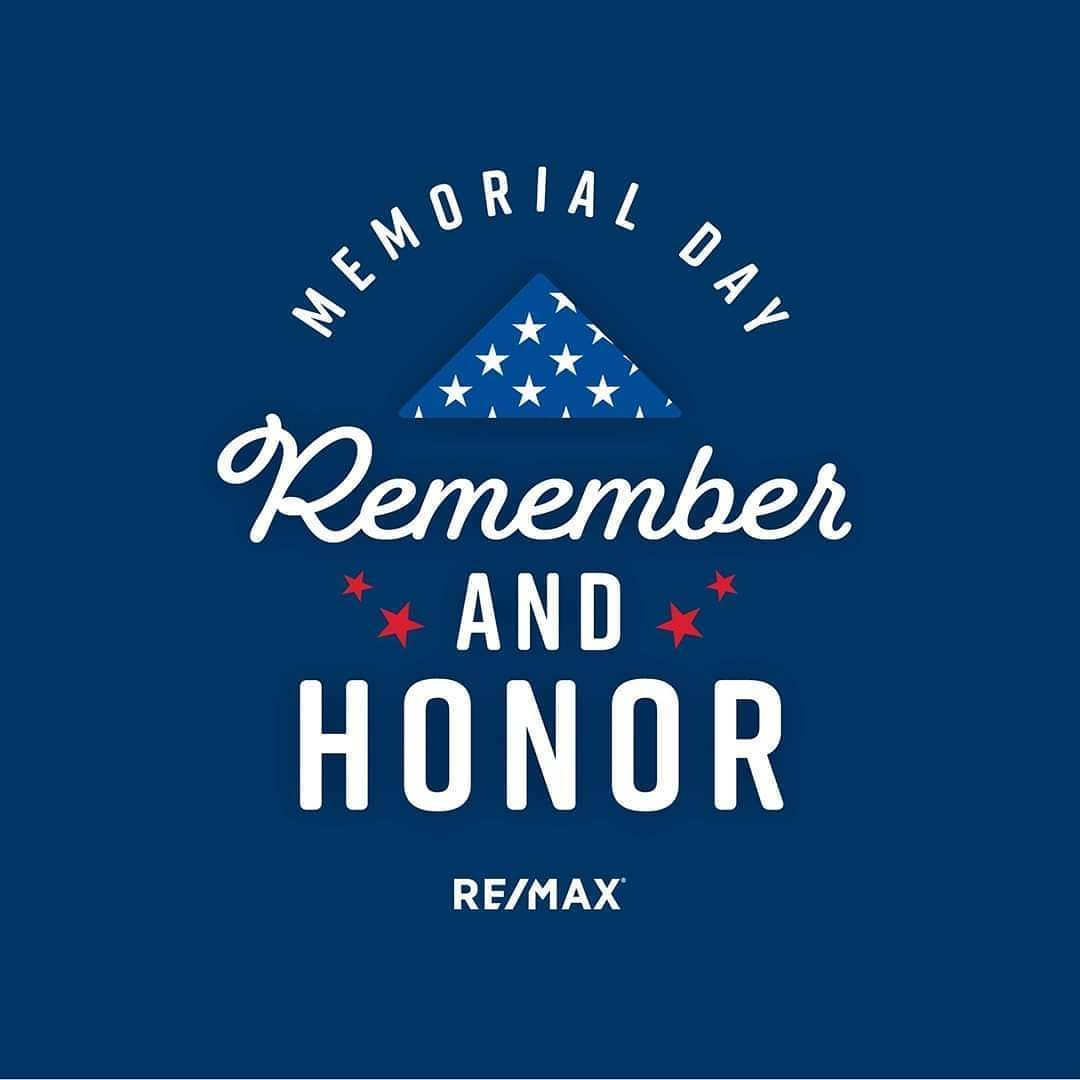 Today we remember & honor those who keep us safe.     #MemorialDay #RememberandHonor #CherylPurvinesRealtor #CallCheryl #ServingNotSelling #MoreThanARealtor #ImHereToHelp #HomeSweetHome #Home #YourHouseTeam #REMAX #Crestview #HubCity #Okaloosa #EglinAFB #Eglin #Realtor #RealtorLife #Florida