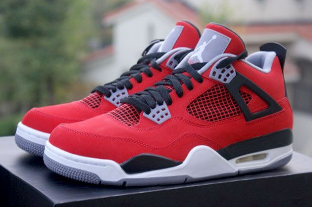 "various colors 2d9a9 d5e91 Air Jordan 4 ""Toro Bravo"""