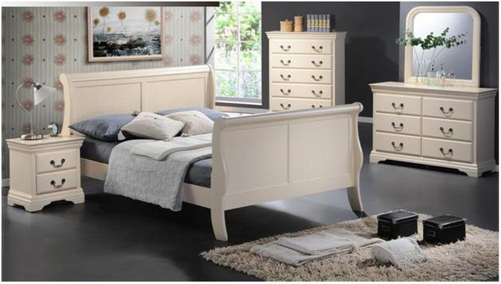 6pc St Louis King Bedroom Set Bel Furniture Houston San Antonio