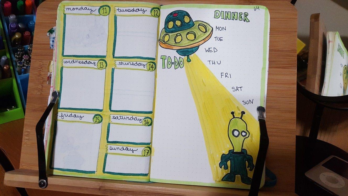 Pin On Bullet Journal Day Timer Organizer Journaling Writing