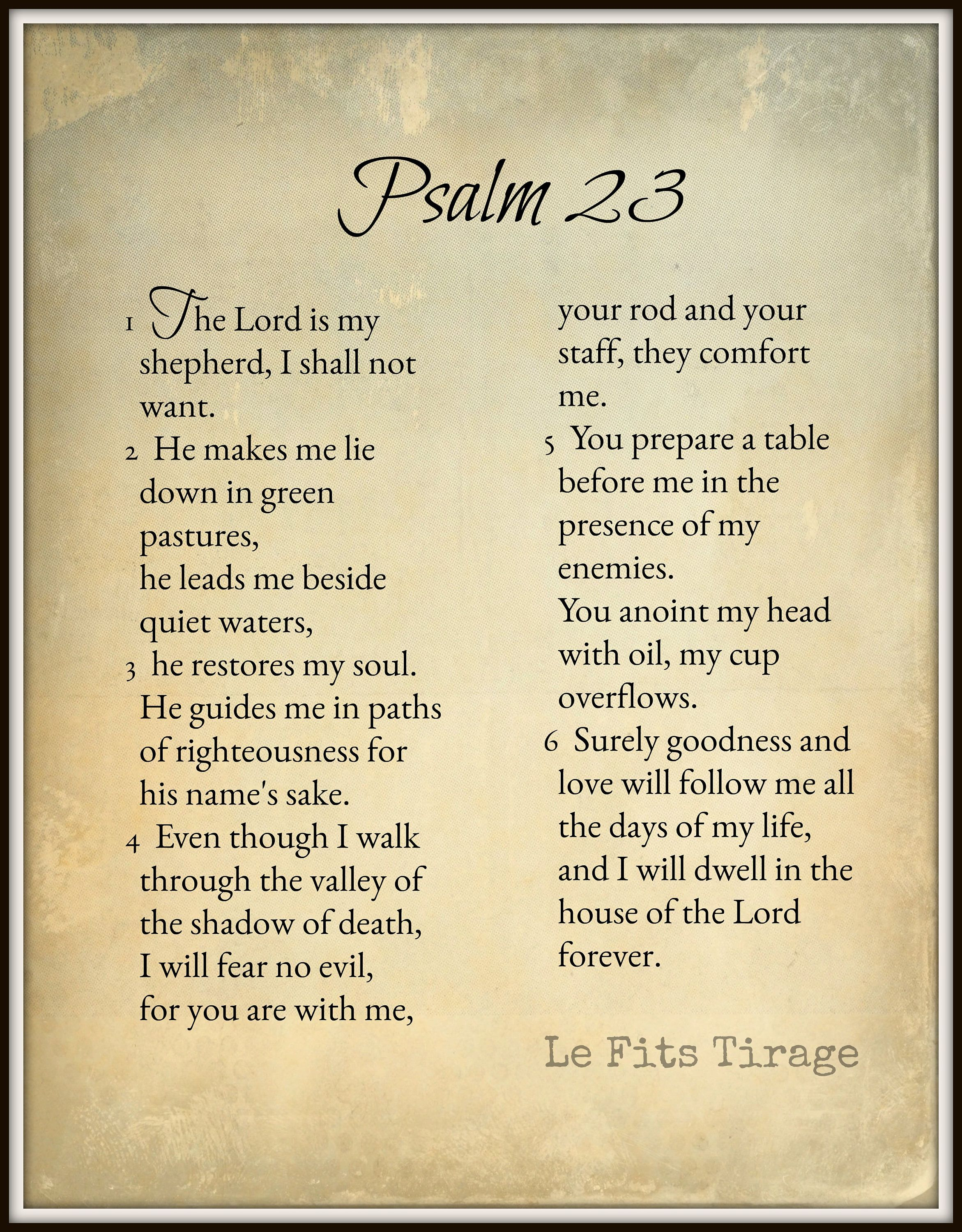 Psalm 23 Scripture The Lord is My Shepherd Instant Prayer Scriptures, Bible Prayers, Faith Prayer, God Prayer, Prayer Quotes, Bible Verses Quotes, Powerful Scriptures, Psalm 91 Prayer, Serenity Prayer