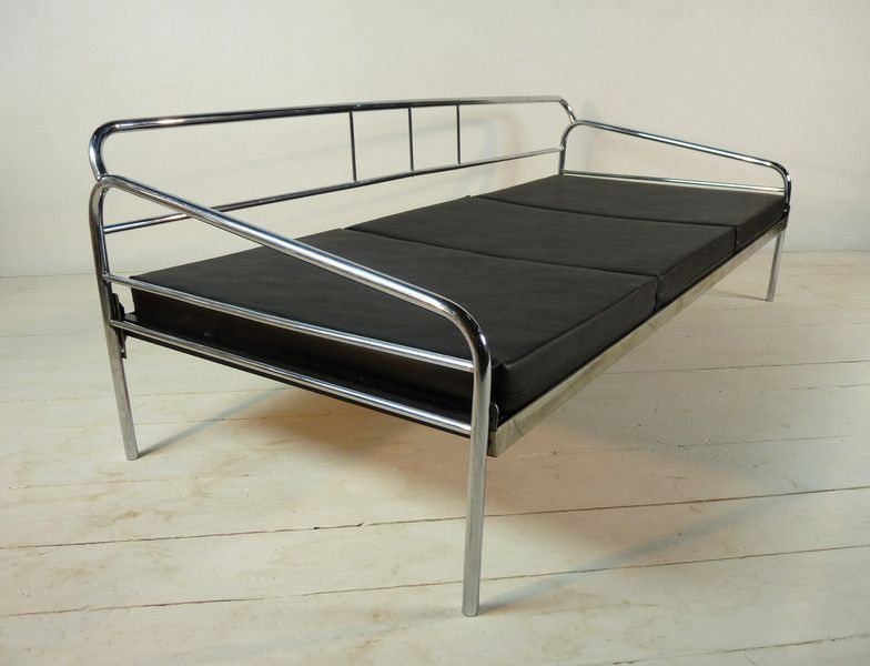 Bauhaus Sofa Vintage Tagesbett Bauhausstil Tagesbett Bauhaus Mobel