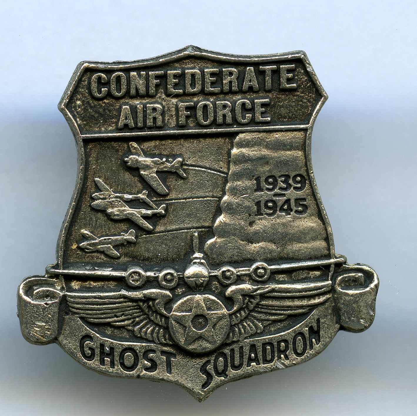 Confederate Air Force Ghost Squadron Confederate, Air