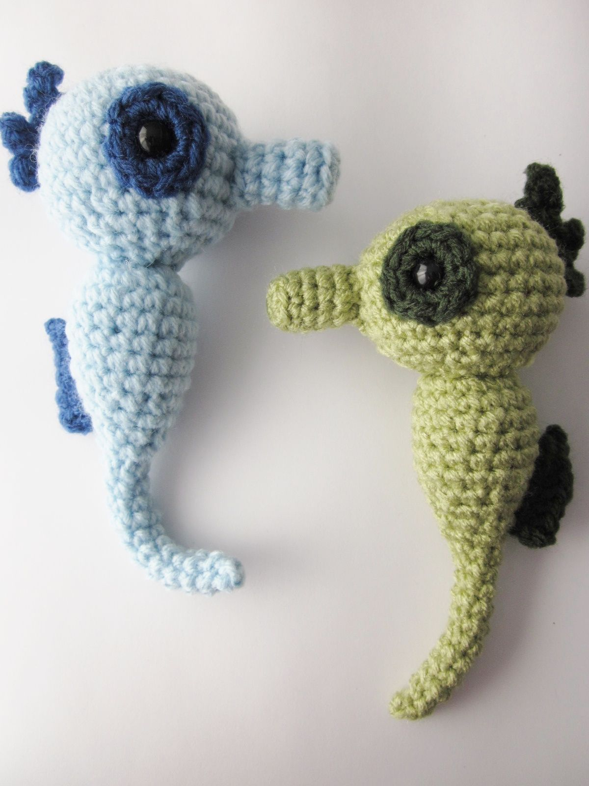 Amigurumi seahorse crochet pattern seahorses free crochet and free crochet pattern for these adorable seahorses bankloansurffo Image collections