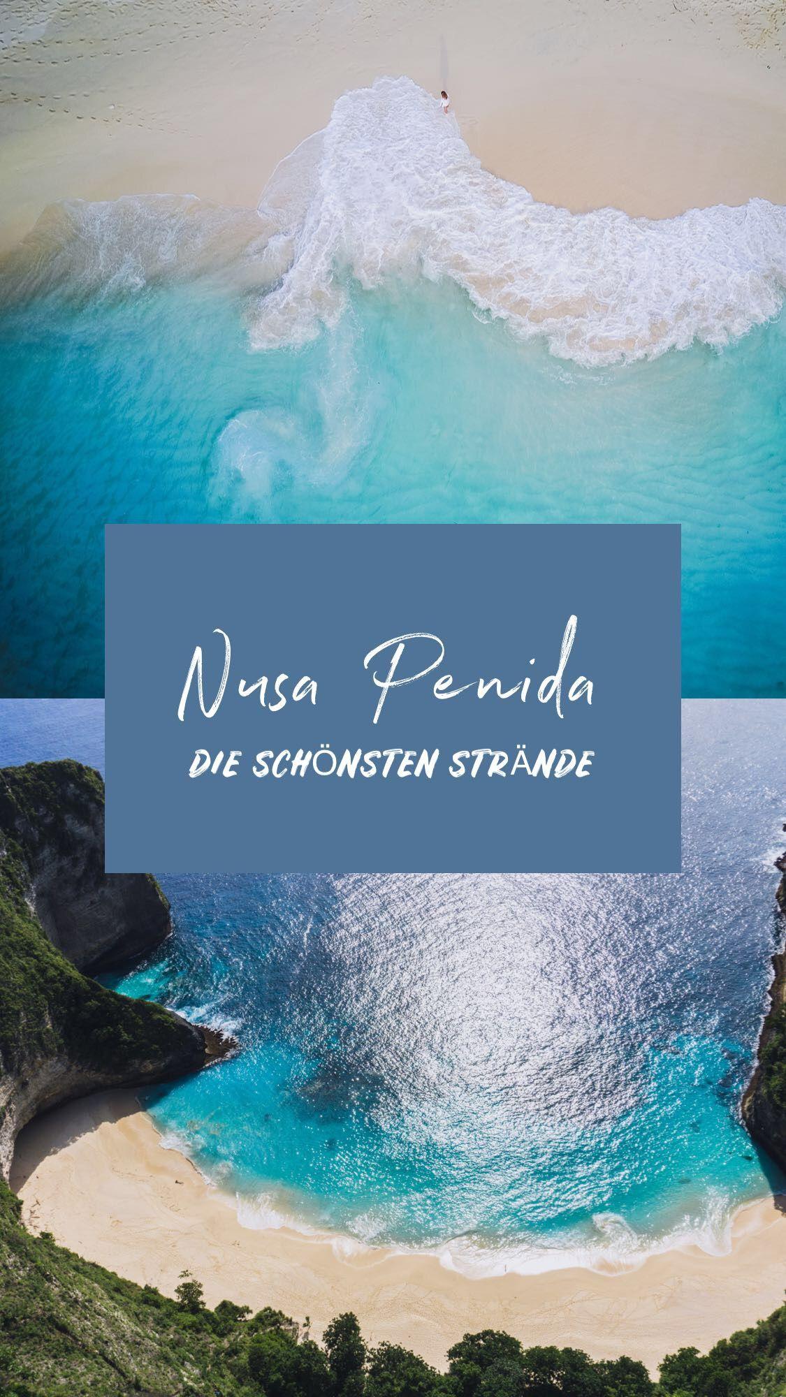 Las playas y acantilados más bellos de Nusa Penida