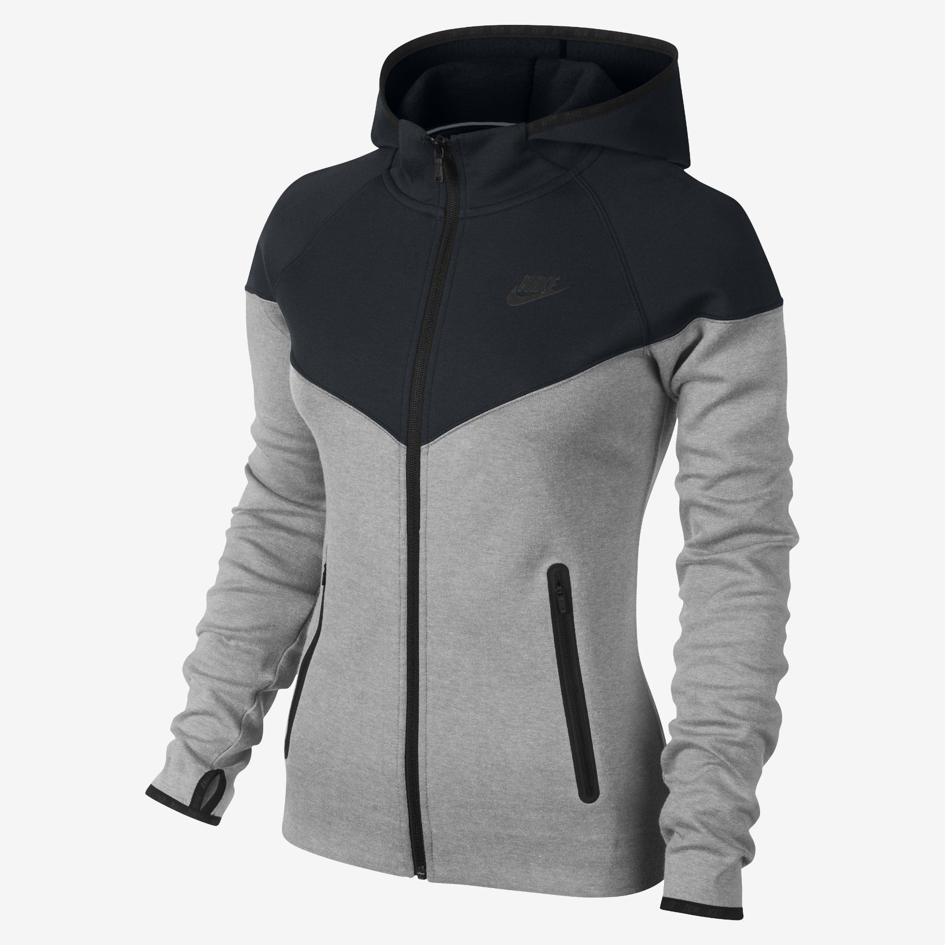 e0af4e26b756 Nike Tech Fleece Full-Zip Women s Hoodie. Nike Store