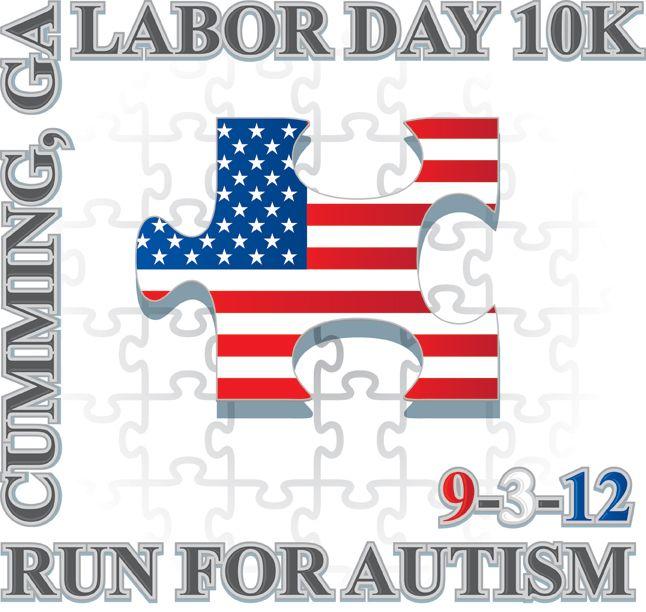 Labor Day 10k - 2012 Cumming, GA