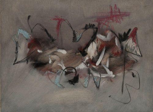 Sergio Dangelo -  Galleria Civica Ezio Mariani Seregno (MB)