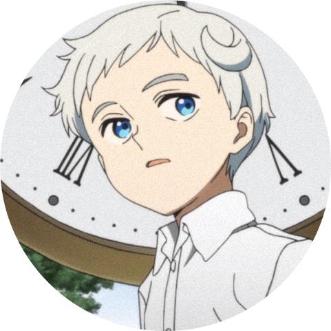 The Promised Neverland Icons Tumblr Personagens De Anime Anime Desenhos De Anime