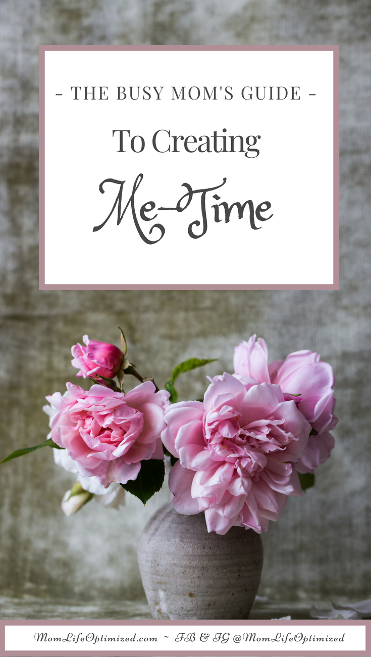 10 Simple Ways Busy Moms Create Me-Time   Girl names ...