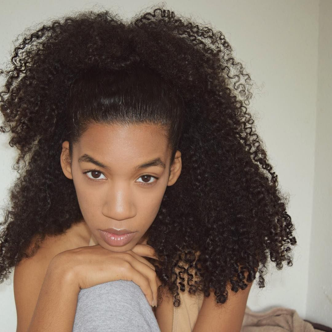 Pin by brittany on hair pinterest hair natural hair styles and