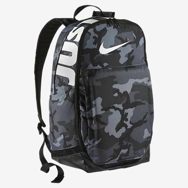 22f0cc2d68 Nike Brasilia Training Backpack (Xl) - One Size Cool Grey Black White