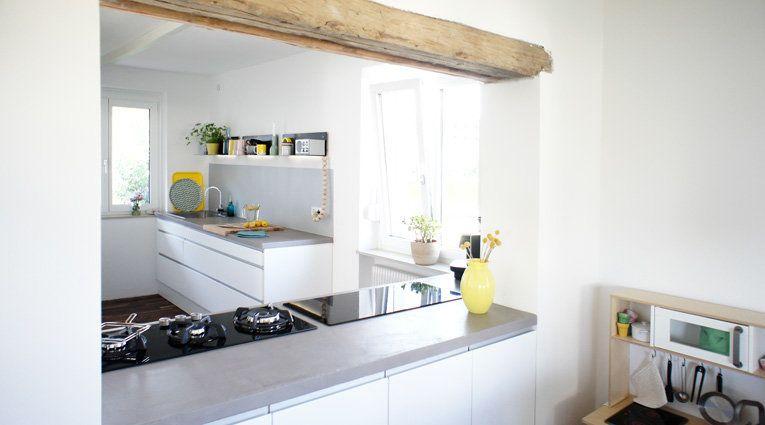 Küchentraum Pinterest Haus, Kitchens and Window