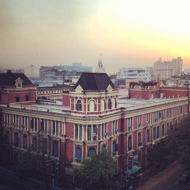 Writer S Building Kolkata Travel Dreams Favorite Places Famous Buildings