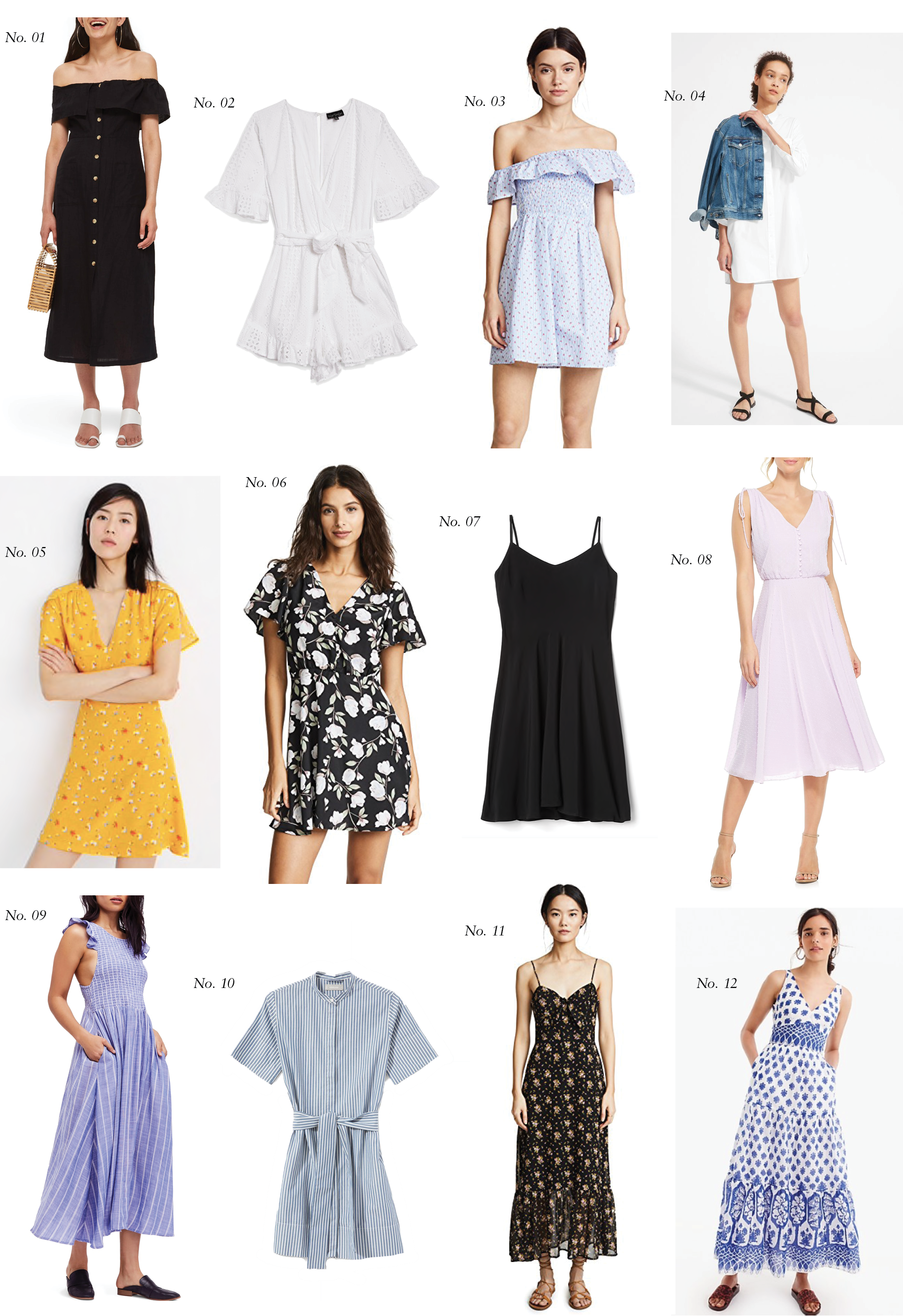 e14f4ca2b8a2 The Best Day-to-Night Dresses for Summer 2018