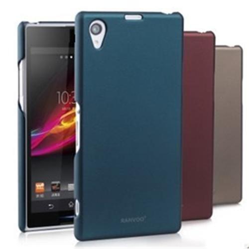 Ranvoo Exquisite Metallic Pc Dark Color Series Hard Case For Sony Xperia Z1 Sony Xperia Sony Case