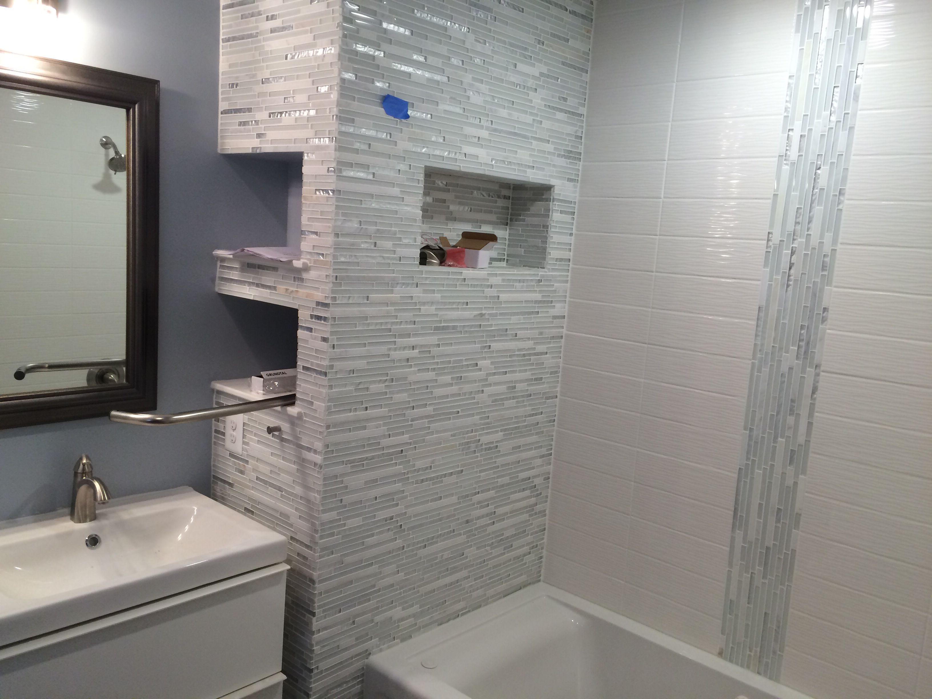 Badezimmerdesign 7 x 5 master bath  loch raven  pinterest  bath