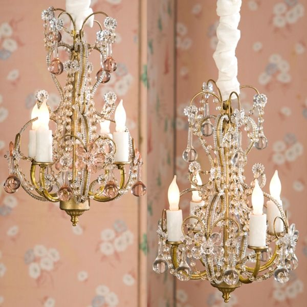 Sweet rachel ashwell shabby chic couture petite chandelier be rachel ashwell shabby chic couture petite chandelier aloadofball Gallery