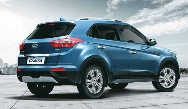 Hyundai Creta Launched Prices Start At Rs 8 59 Lakh New