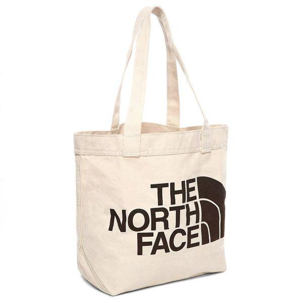 Torba The North Face Cotton Tote Ecru The North Face Tote Cotton Tote Bags