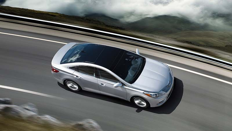 2014 Azera In Pewter Gray Metallic With Panoramic Sunroof Visit Http Www Hyundaigreenvalley Com Hyundai Azera Azera Hyundai