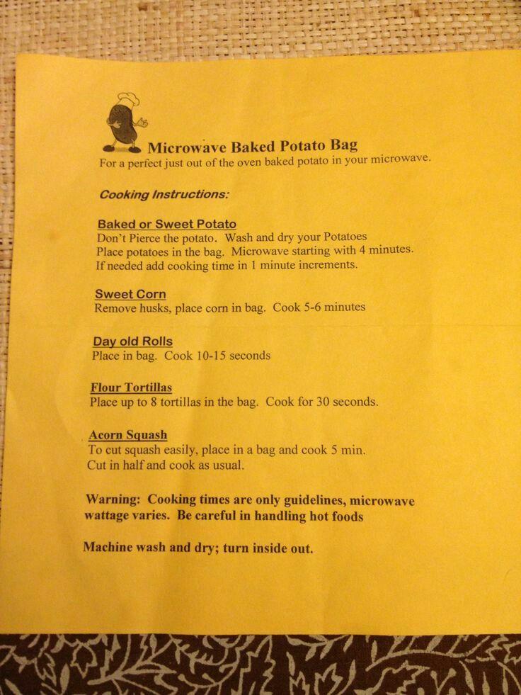Potato Bag Sewing Projects Pinterest Potato Bag Sewing