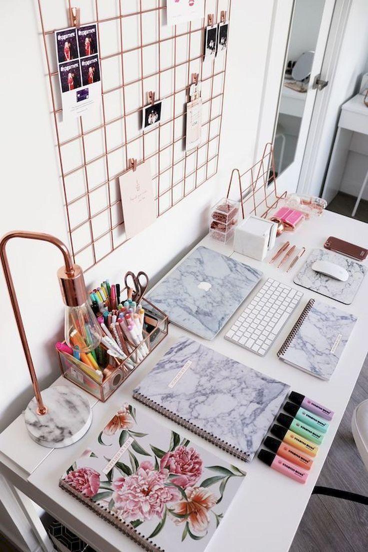 Schöne, moderne Ideen für das Home Office hometoz.com / … - Indispensable address of art #officedesign